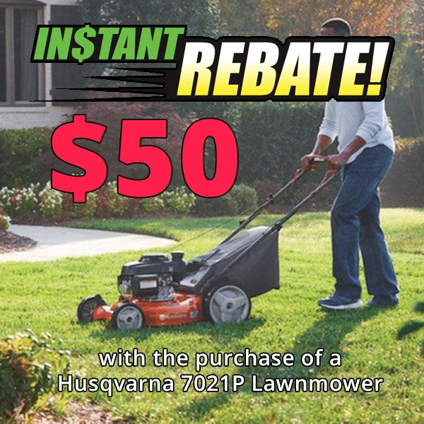 $50 Instant Rebate
